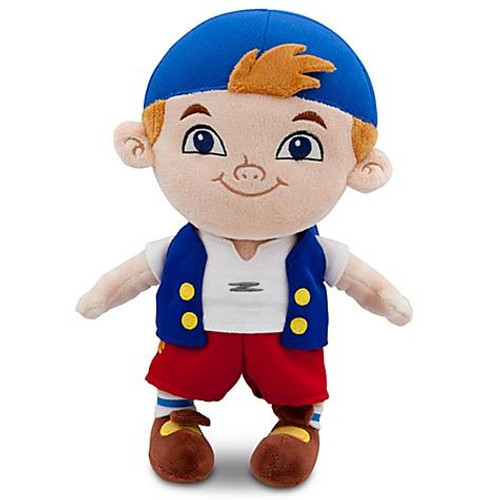 Disney Jake and the Never Land Pirates Cubby Exclusive 10-Inch Plush