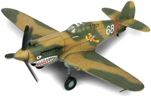 Forces of Valor s of Valor 1:72 Enthusiast Series Planes U.S. P-40B 1/7 [Pearl Harbor]