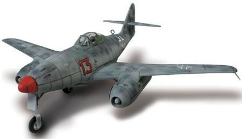 Forces of Valor s of Valor 1:72 Enthusiast Series Planes German Messerschmitt Me262 1/7 [Germany 1945]