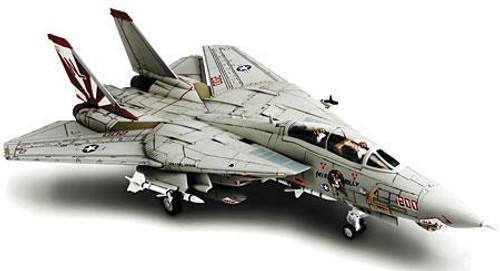 Forces of Valor s of Valor 1:72 Enthusiast Series Planes U.S. F-14 Tomcat 1/7 [Sundowners Squadron]