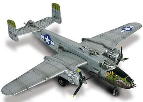 Forces of Valor s of Valor 1:72 Enthusiast Series Planes U.S. B-25J Mitchell Bomber 1/7 [Philippines]