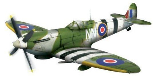 Forces of Valor s of Valor 1:72 Enthusiast Series Planes U.K. Spitfire Mk. IX 1/7 [Normandy]