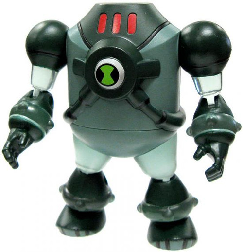 Ben 10 NRG Action Figure [Power-Up Loose]