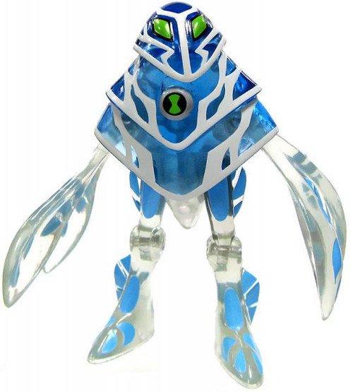 Ben 10 Ampfibian Action Figure [Power-Up Version Loose]