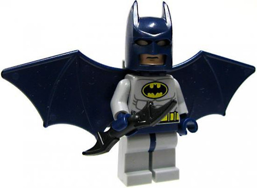 LEGO DC Universe Super Heroes Loose Batman Minifigure #1 [With Jetpack Loose]
