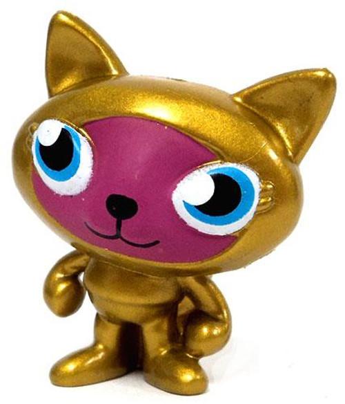 Moshi Monsters Moshlings Gold Limited Edition Sooki-Yaki 1 1/2-Inch Mini Figure