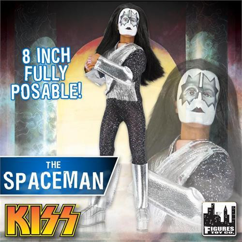 KISS Series 1 The Spaceman Action Figure