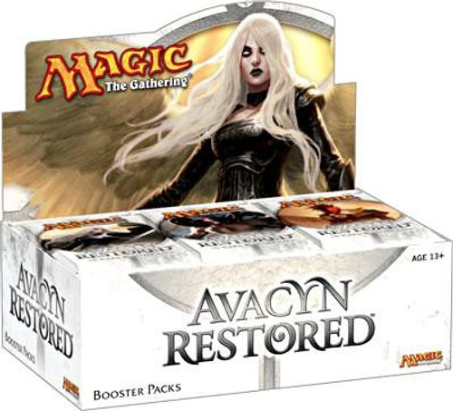 MtG Avacyn Restored Booster Box [Sealed]