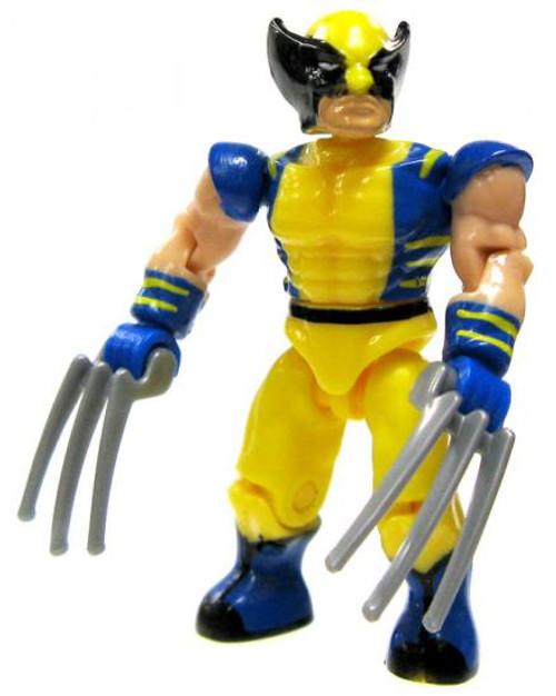 Mega Bloks Marvel Series 2 Wolverine Ultra Rare Minifigure [Loose]