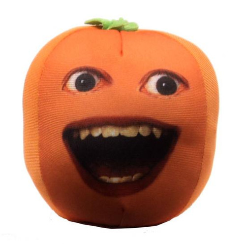 Annoying Orange Laughing Orange 5-Inch Plush