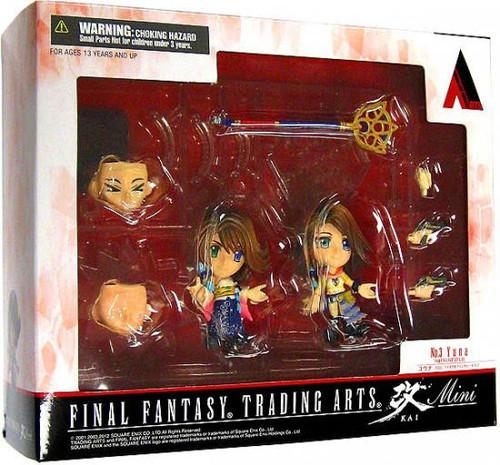 Final Fantasy Trading Arts Kai Yuna 3-Inch Mini Figure