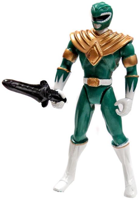 Power Rangers Green Ranger Action Figure [Loose]
