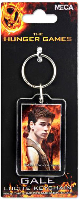 NECA The Hunger Games Gale Hawthorne Keychain [Lucite]