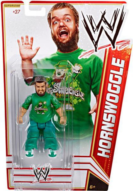 WWE Wrestling Series 19 Hornswoggle Action Figure #37