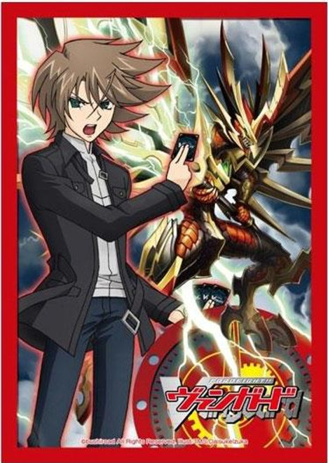 Cardfight Vanguard Japanese Card Supplies Toshiki Kai Card Sleeves [Japanese]