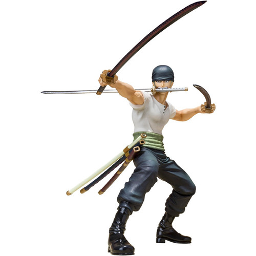 One Piece Figuarts ZERO Roronoa Zoro Statue [Battle Version]