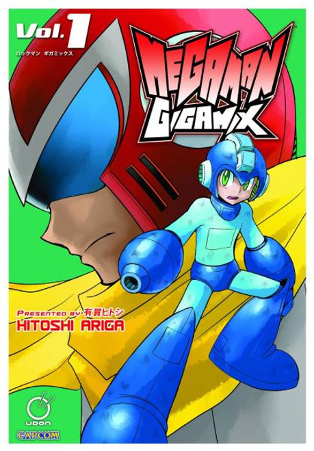 Mega Man Gigamix Volume 1 Trade Paperback