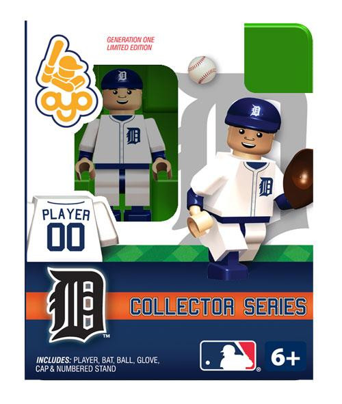 Detroit Tigers MLB Generation One Detriot Tigers Minifigure [Collector Series]