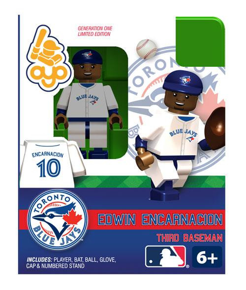 Toronto Blue Jays MLB Generation One Edwin Encarnacion Minifigure