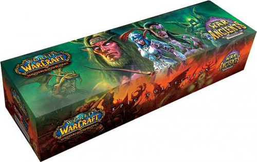 World of Warcraft Trading Card Game War of the Ancients Epic Collection