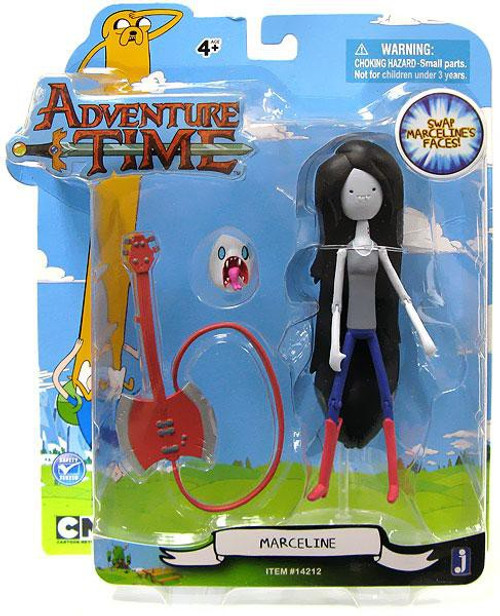 Adventure Time Marceline Action Figure [With Axe]