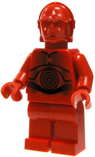 LEGO Star Wars Loose R-3PO Minifigure [Loose]