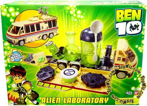 Ben 10 Alien Laboratory Playset [Loose]