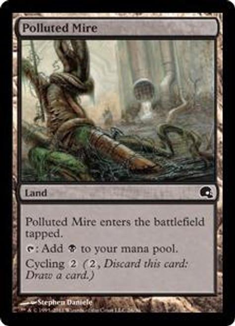 MtG Premium Deck Series: Graveborn Common Foil Polluted Mire #26