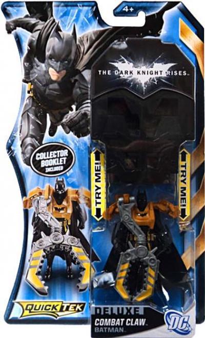 The Dark Knight Rises QuickTek Batman Action Figure [Combat Claw]