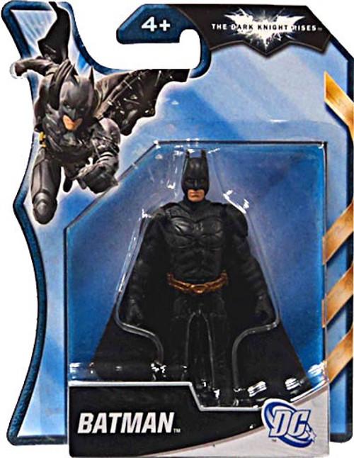 The Dark Knight Rises Batman Action Figure [Black Armor]