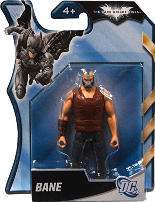 Batman The Dark Knight Rises Bane Action Figure [Brown Vest]