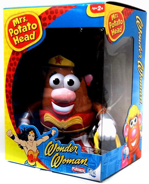 Marvel Super Hero Spud Wonder Woman Mr. Potato Head