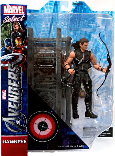 Marvel Select Avengers Movie Hawkeye Action Figure