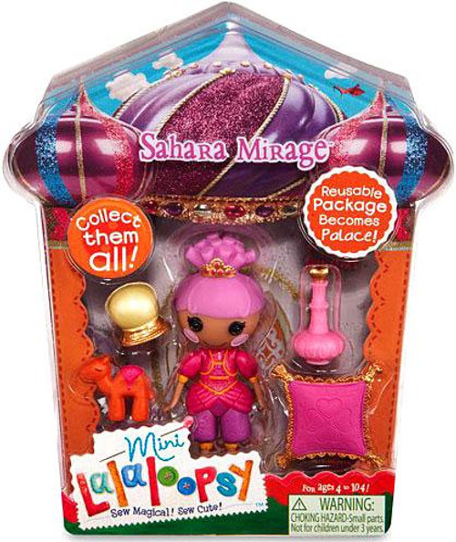 Lalaloopsy Shara Mirage Mini Figure