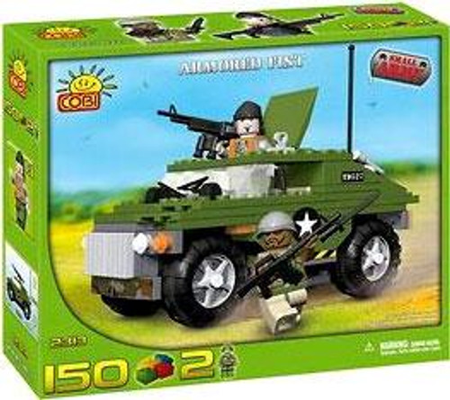 COBI Blocks Small Army Armored Fist Set #2313