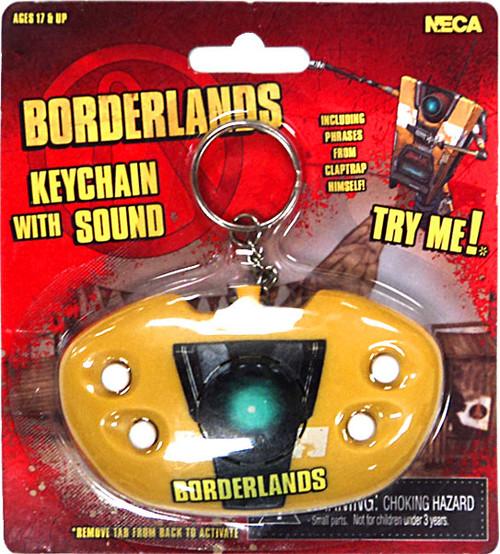 NECA Borderlands Keychain