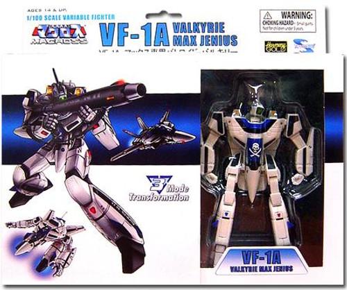 Robotech Macross Transformable Series 1 Veritech Fighter Max Jenius' VF-1A Action Figure