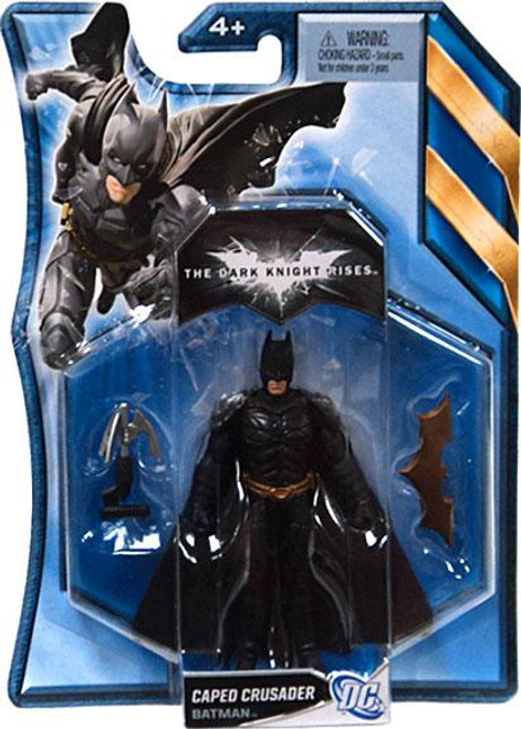 The Dark Knight Rises Batman Action Figure [Caped Crusader]