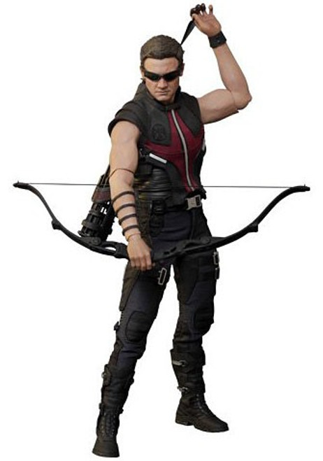Marvel Avengers Movie Masterpiece Hawkeye 1/6 Collectible Figure