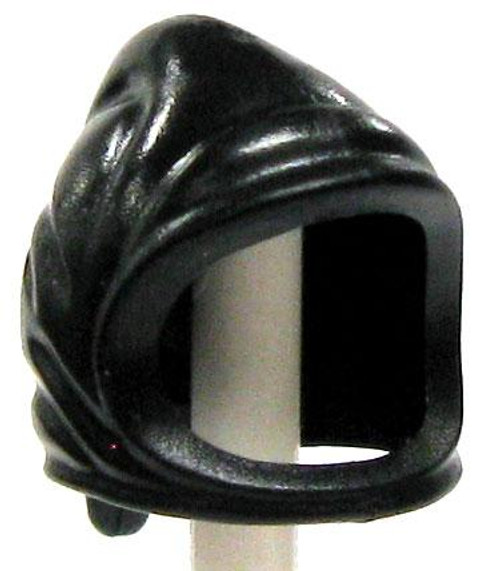 LEGO Minifigure Parts Black Peasant Cowl [Loose]