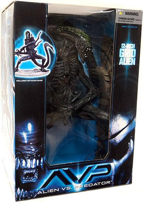 McFarlane Toys Alien vs Predator Alien vs. Predator Movie Grid Alien 12 Inch Action Figure