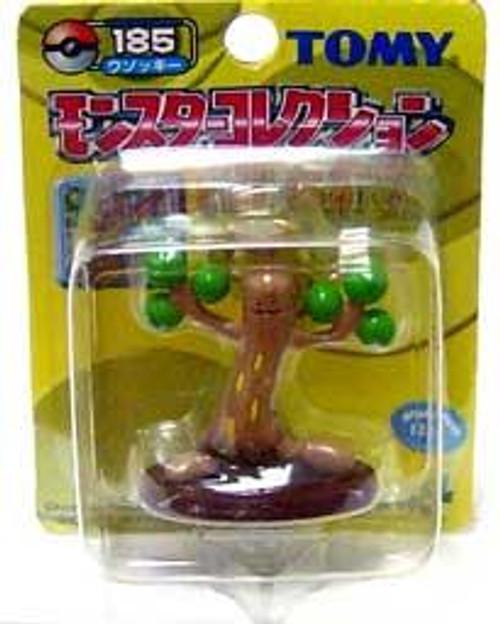 Pokemon Japanese Monster Collection Sudowoodo PVC Figure #185