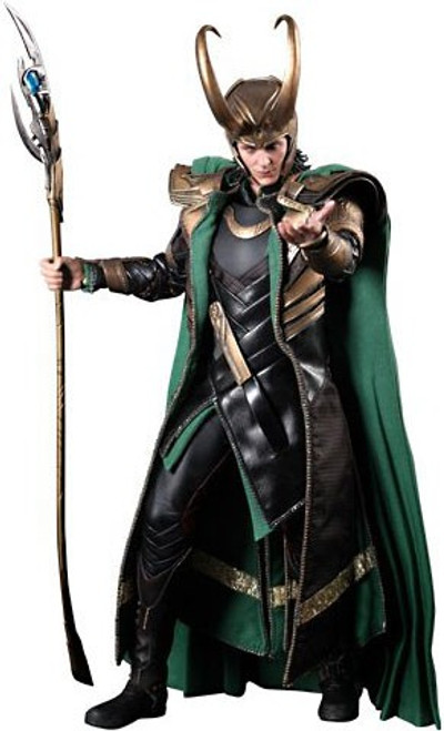 Marvel Avengers Movie Masterpiece Loki 1/6 Collectible Figure [Avengers]
