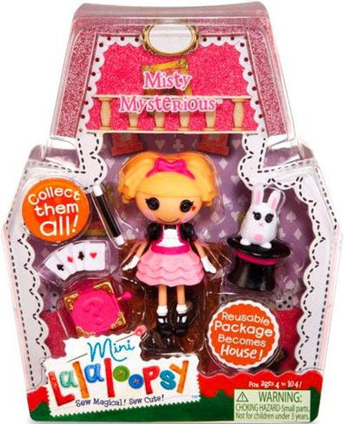 Lalaloopsy Misty Mysterious 3-Inch Mini Figure