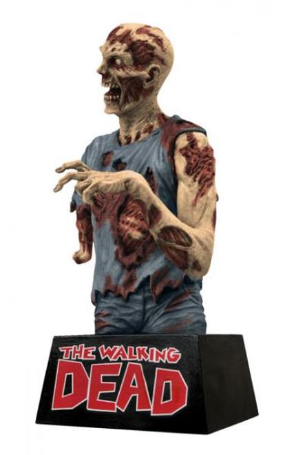 Walking Dead Comic Statues & Busts Zombie Bust Bank