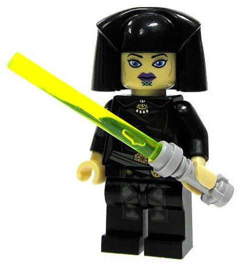LEGO Star Wars Loose Luminara Unduli Minifigure [Version 2 Loose]