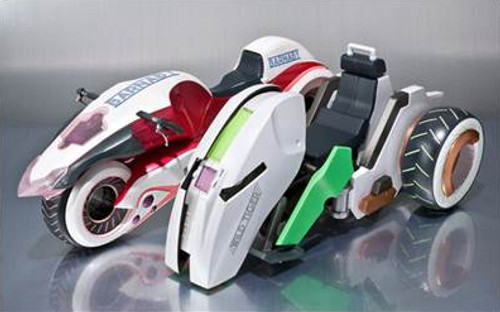 Tiger & Bunny S.H. Figuarts Double Chaser Action Figure Vehicle