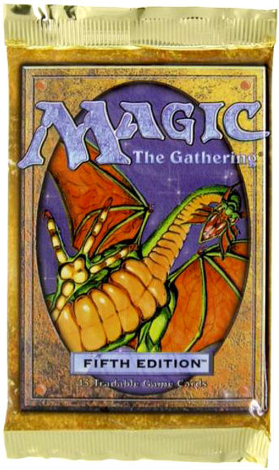 MtG 5th Edition Booster Pack