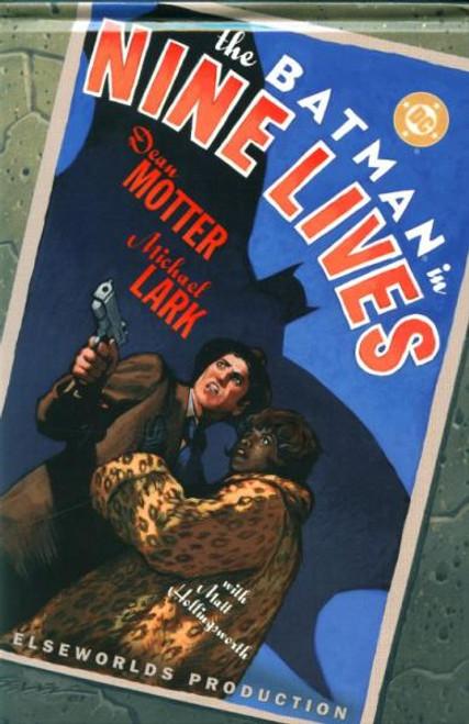 The Batman in Nine Lives Trade Paperback [Paperback]