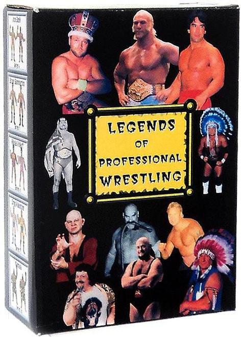 WWE Wrestling Legends of Professional Wrestling Series 19 Baron Von Raske Action Figure